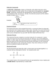 CHEM 1010U Lecture Notes - Formula Unit, Halothane, Ionic Compound