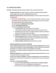 RSM353H1 Lecture Notes - Operant Conditioning, Brand Equity, Umbrella Brand