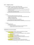 BIOL 2030 Lecture Notes - Protist, Motility, Archaea