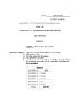 MGEC40H3 Study Guide - Midterm Guide: Best Response, Economic Equilibrium, Marginal Cost