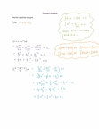 ACC 110 Lecture Notes - Antiderivative