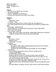 NMC101H1 Lecture Notes - Lecture 9: Mastaba, Turin King List, Abusir Papyri