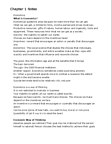 Economics 1021A/B Study Guide - Great Moderation, Ceteris Paribus, Alcoholic Drink