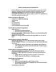 ANT 1101 Lecture Notes - Animal Husbandry, Management System, Transhumance