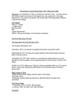 HI114 Lecture Notes - Palmer Raids, Espionage Act Of 1917, Iron Curtain