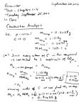CHM1301 - Lecture 5