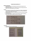 COMPSCI 1BA3 Study Guide - Final Guide: Information Design, Edward Tufte, Serif