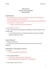 REC100 Lecture Notes - Lecture 4: Jeff Lorber, Gender Role, Stereotype