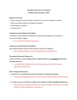 REC100 Lecture Notes - Lecture 9: Congenital Disorder, Hot Tub, Visual Impairment