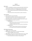REC100 Chapter Notes - Chapter 13: Far-Left Politics, Recreational Drug Use, Binge Drinking
