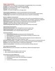 BUS 272 Study Guide - Organizational Communication, Communication Apprehension, Kinesics