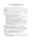 INI100H1 Lecture Notes - Experimental Film, Cinematic Techniques, Jump Cut