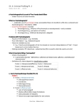 PSYC 3310 Lecture Notes - Personality Disorder, Histrionic Personality Disorder, Egosyntonic And Egodystonic