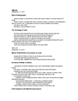 SMC228H1 Lecture Notes - Machine Press, William Colenso, Industrial Revolution