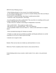 SSH 105 Lecture Notes - Critical Thinking, Relativism