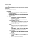 ACTG 2P40 Lecture Notes - Condition Subsequent, Condition Precedent
