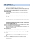 Health Sciences 1002A/B Lecture Notes - Sarnia, Lung Cancer, Benzene