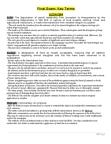RLG430H5 Study Guide - Final Guide: Sadducees, Glossolalia, Minaret