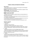 PSYC 3390 Lecture Notes - Acquaintance Rape, Norepinephrine, Insomnia