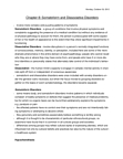 PSYC 3390 Lecture Notes - Barbiturate, Muscle Dysmorphia, Psychogenic Pain