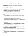 PSYC 3390 Lecture Notes - Bloating, Family Therapy, Personality Disorder