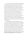 ITM 102 Lecture Notes - Harpercollins, Roman Blood, Composite Bow
