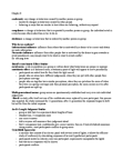 PSYC 2120 Lecture Notes - Social Forces, Terror Management Theory, Stationary Point