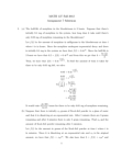 Calculus 1000A/B Lecture Notes - Exponential Growth, Exponential Decay, Morphine