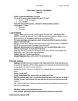 HLSC 1F90 Lecture Notes - Fallopian Tube, Norethisterone, Vasectomy