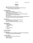 HLSC 1F90 Lecture Notes - Persistent Organic Pollutant, Fetus, Disease Surveillance
