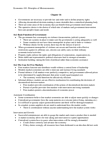 ECON 101 Chapter Notes - Chapter 16: Creative Destruction, Market Power, Social Cost
