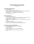 ECON 1BB3 Lecture Notes - Externality, Opportunity Cost