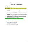 Biology 2382B Lecture Notes - Guanine, Cyclic Adenosine Monophosphate, Transcription Preinitiation Complex