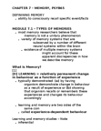 [*] Chapter 7 - PSYB65 B65 Memory {Complete} Ted Petit