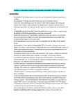 SOC 2280 Chapter Notes -World-Systems Theory, Natural Environment, Economic Efficiency