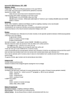HLTB21H3 Lecture Notes - Influenza Vaccine, Influenza A Virus Subtype H7N7, Influenza A Virus Subtype H7N3