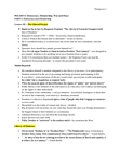POL101Y1 Lecture Notes - Limited Government, Unbridled, Personalism