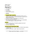 NUTR 1010 Lecture Notes - Grain, Couscous, Dental Fluorosis