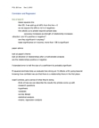 POL101Y1 Study Guide - Final Guide: Regression Analysis