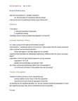 POL101Y1 Lecture Notes - Analysis Of Variance, Null Hypothesis, Standard Deviation