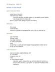 POL101Y1 Lecture Notes - Lecture 6: Score Test, Factor Analysis, Principal Component Analysis