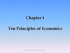 ECON 1050 Lecture Notes - Better Off, Externality, Opportunity Cost