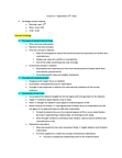 SOCIOL 2S06 Lecture Notes - Liver Disease, Dialectic, Social Inequality