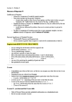 GGR270H1 Lecture Notes - Lecture 4: Standard Deviation, Covariance, Scatter Plot