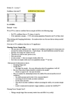 GGR270H1 Lecture Notes - Lecture 7: Sample Size Determination, Confidence Interval, Test Statistic