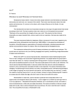 DRM100Y1 Lecture Notes - Blank Verse, Puritans, Christopher Marlowe