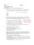 GGR270H1 Study Guide - Final Guide: Ap Statistics, Distilled Water, Sulfur Dioxide