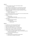 EC120 Study Guide - Final Guide: Profit Motive, Demand Curve, Human Capital