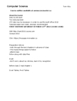 COMPSCI 1BA3 Lecture Notes - Microsoft Excel, Nigga, Microsoft Office 2010