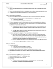 PSY100H1 Lecture Notes - Central Tendency, Symmetry In Biology, Factor Analysis